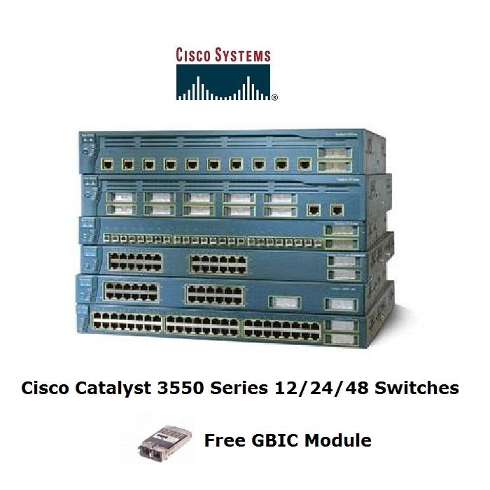Hp 3550 switch