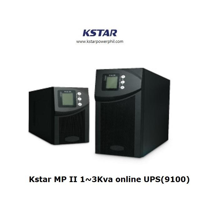 Kstar 3kva UPS(2700w) tower type online