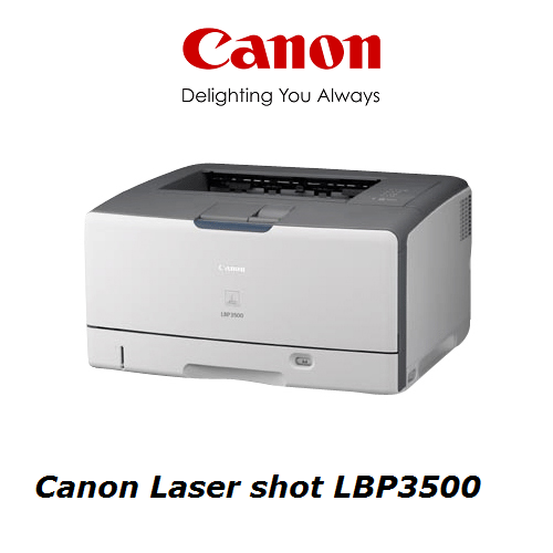 DRIVER FOR CANON LBP3500 PRINTER