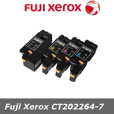 Fuji Xerox CT202264 Toner cartridge for CP115W CP116W CP225W CM225FW CP115  CM115W