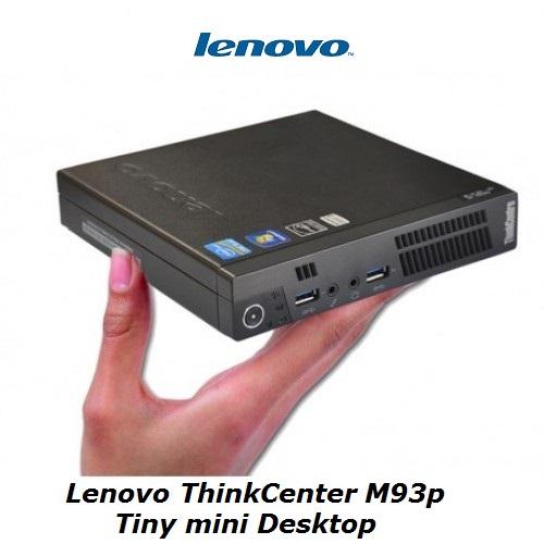 Rent for Lenovo Thinkcentre M93P Mini Desktop